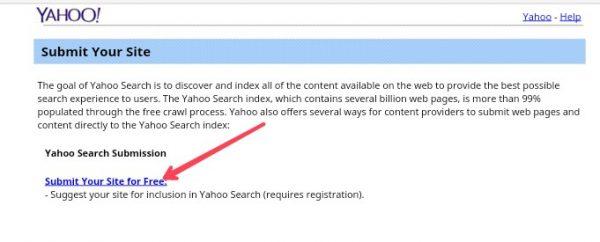 Blog URL Ko Google Bing Aur Yahoo Me Submit Kaise Kare 2