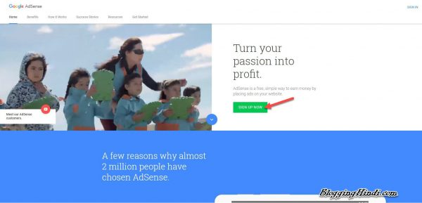 Adsense Account Kaise Banaye [Step By Step] 1