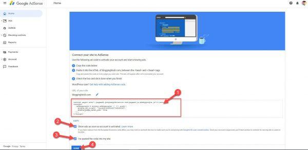 Adsense Account Kaise Banaye [Step By Step] 5