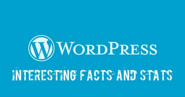Interesting facts and stats about WordPress ke bare me