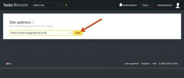 Blog Ko Yandex Webmaster Me Verify Kaise Kare [Beginners Guide] 4
