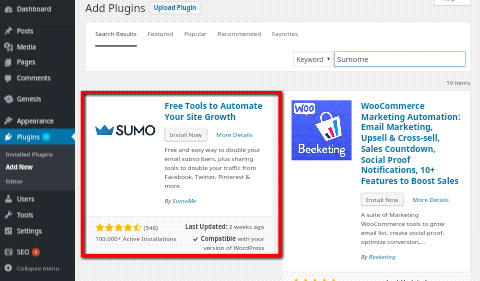 WordPress Blog Me Free HeatMap Kaise Banaye [Sumo Me Plugin Setup] 3