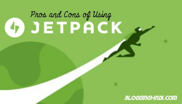 pros cons of jetpack by wordpress