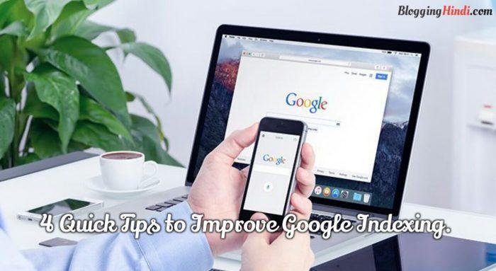 Blog Google Indexing Ko Improve Kaise Kare [Simple Tips]