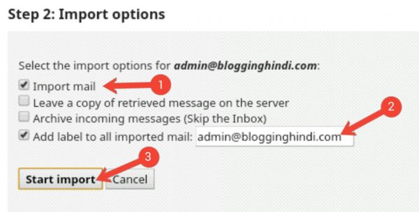 Custom Email Account Ko Gmail Account Se Connect Kaise Kare [Step by Step] 7