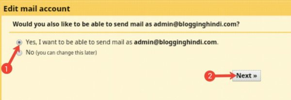 Custom Email Account Ko Gmail Account Se Connect Kaise Kare [Step by Step] 11