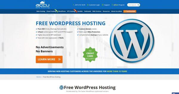 WordPress Ke Liye Top 5 Free Hosting Companies [For Newbie] 2