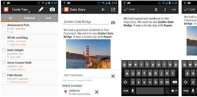 Bloggers Ke Liye 10 Jaruri Android Apps [Manage BLOG with Mobile] 1