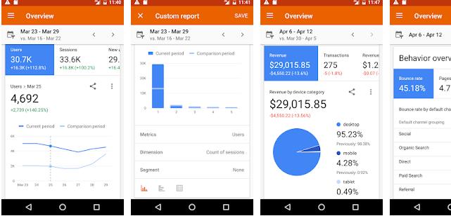 Bloggers Ke Liye 10 Jaruri Android Apps [Manage BLOG with Mobile] 7