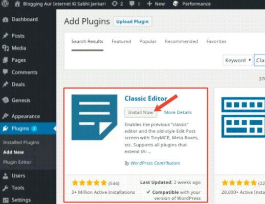 WordPress Me Gutenberg Editor Ko Disable Kaise Kare 1