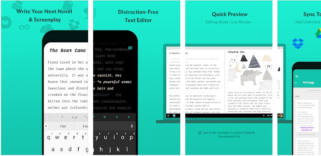 Bloggers Ke Liye 10 Jaruri Android Apps [Manage BLOG with Mobile] 2