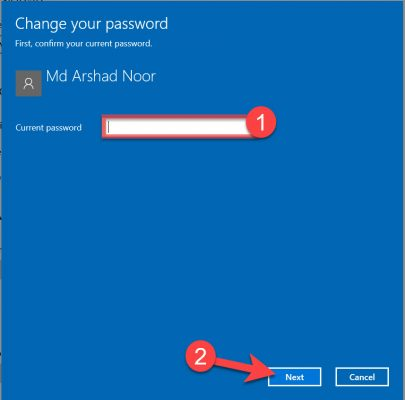 Windows 10 Me Screen Password Lock Setup Ya Change Kaise Kare 4