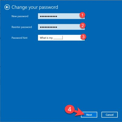 Windows 10 Me Screen Password Lock Setup Ya Change Kaise Kare 5