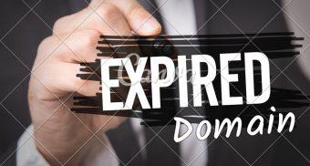 expired domain buy
