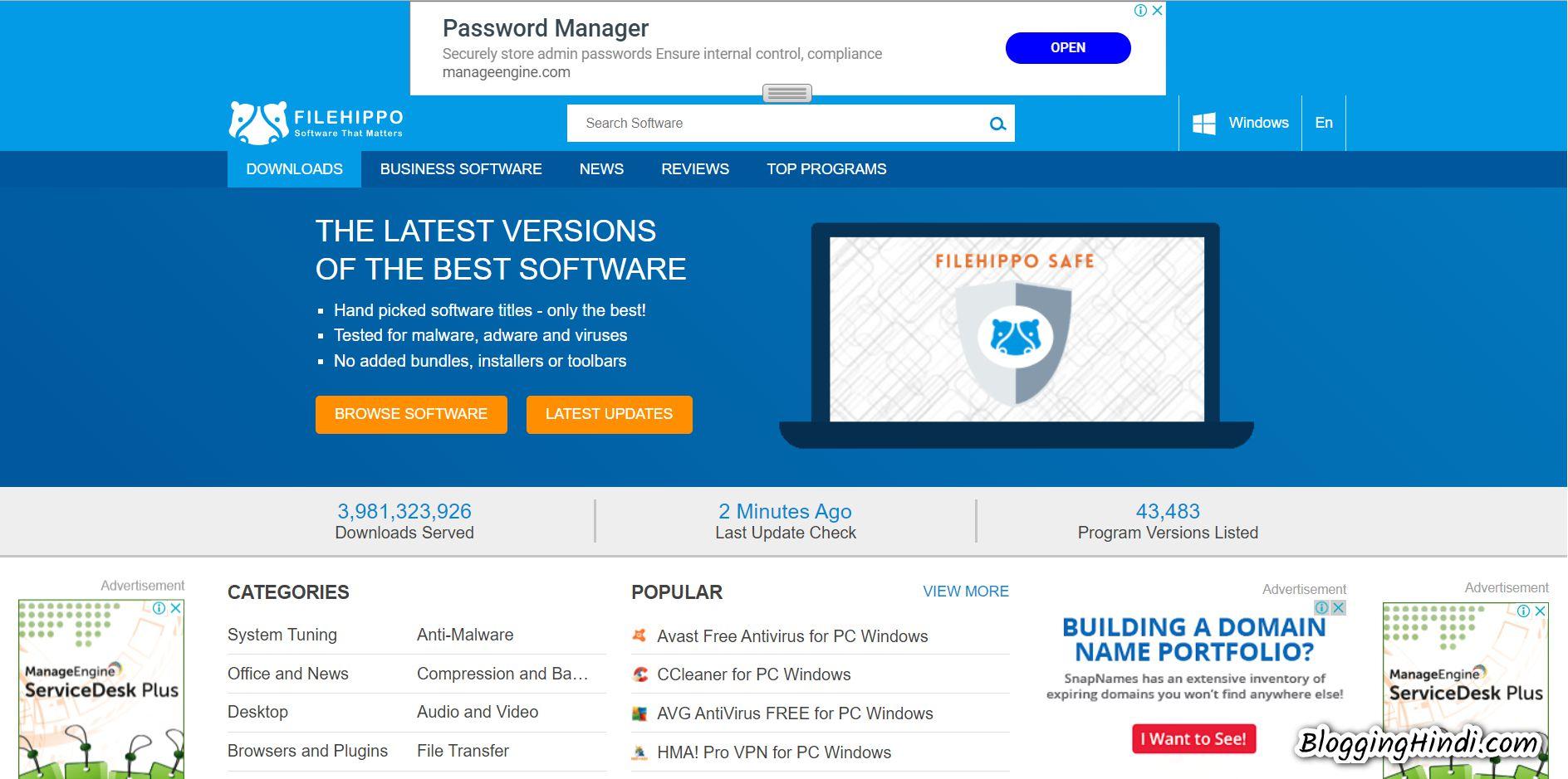 PC Software Download Karne Ke Liye 10 Safe Websites 2