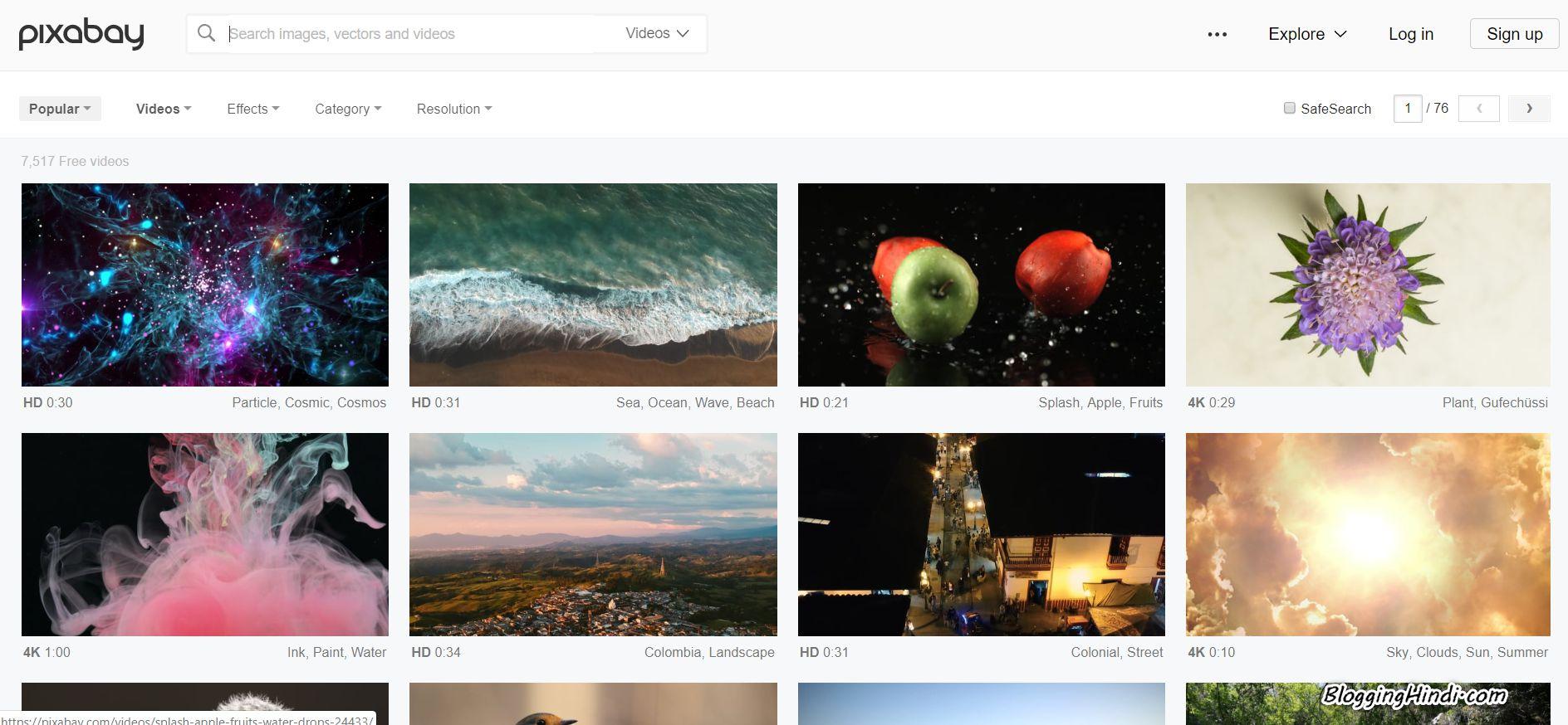 YouTube Ke Liye Creative Common Video Download Kaha Se Kare? Top 5 Websites 3