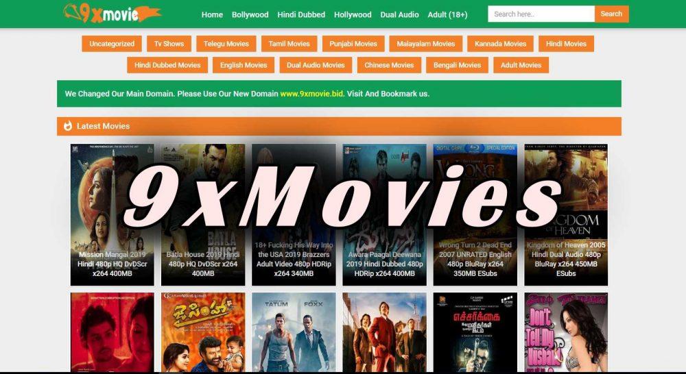 9xMovies 2019: Download Latest Telugu, Tamil, Bollywood, Hollywood Hindi Dubbed Movies