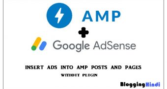 insert ads into amp post and pages without plugin