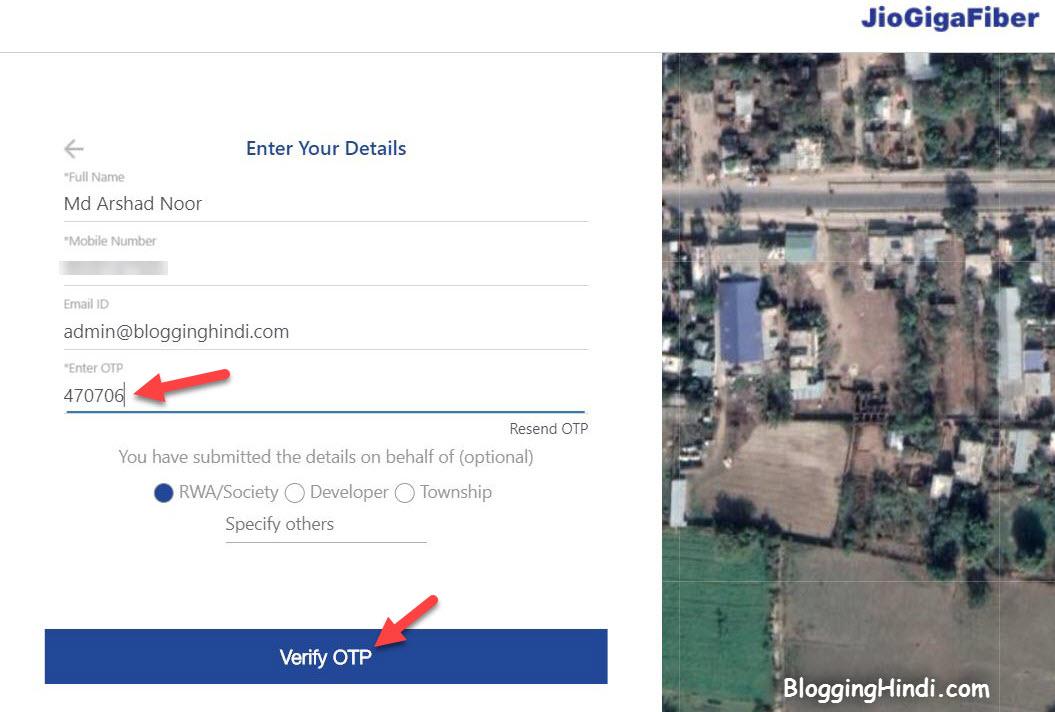 jio fiber online registration kaise kare