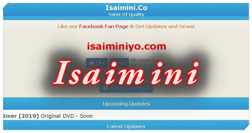 Isaimini Movies – Latest Tamil, Telugu, Malayalam Movies Online