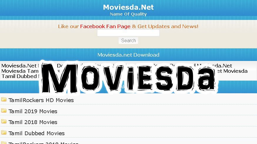 Moviesda 2019: HD Movies Download, Moviesda Tamil, Malayalm, Telugu New Movies Download Online Free