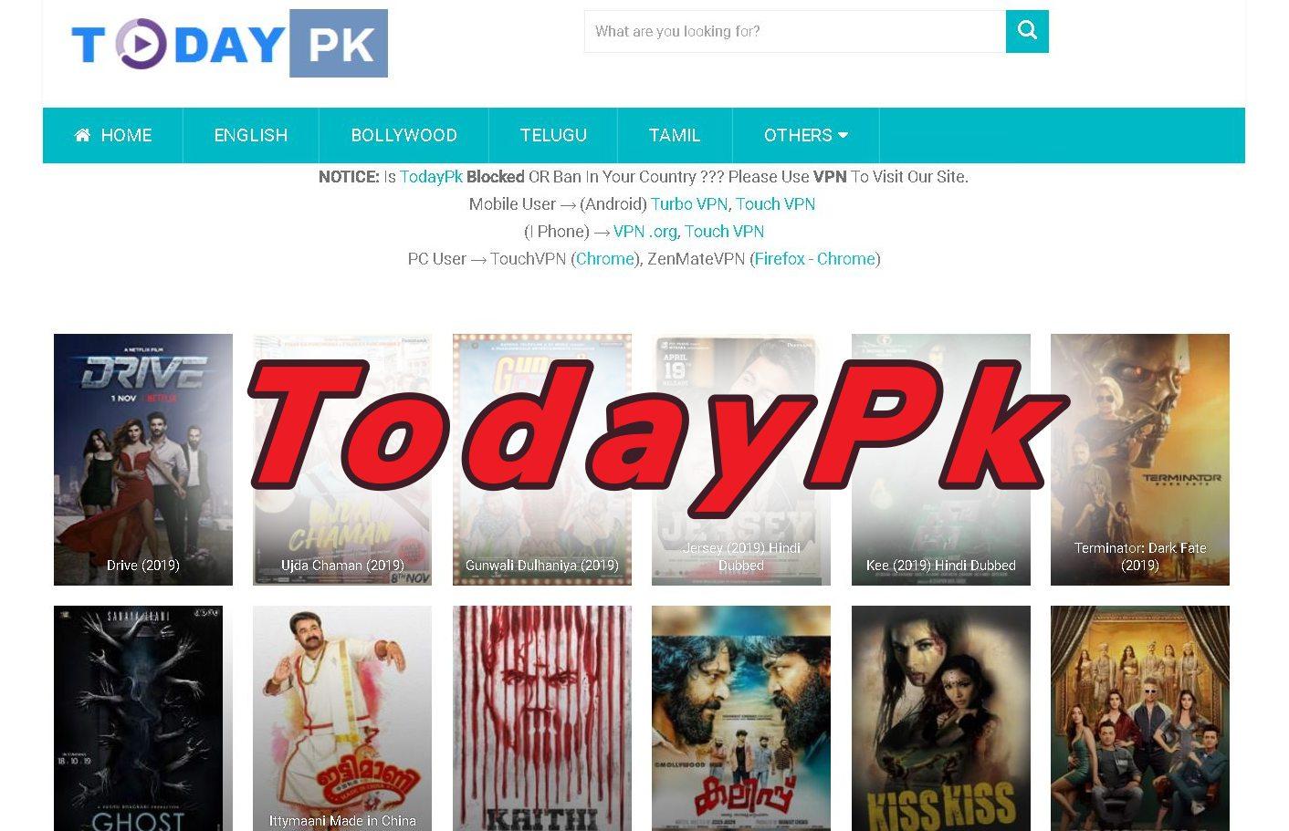 todaypk 2019 download hd movies online