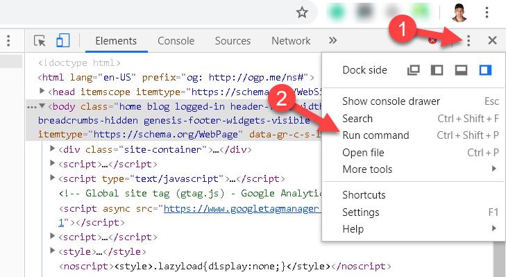 Chrome Browser Me Bina Extension/Software Ke Screenshot Kaise Le? 1