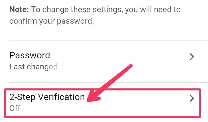 Security Ke Liye Gmail Account Me 2 Step Verification Ko Enable Kaise Kare. 1