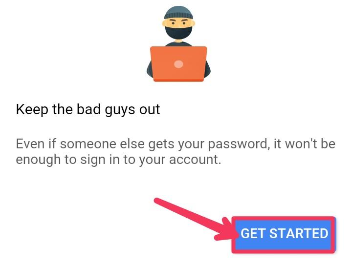 Security Ke Liye Gmail Account Me 2 Step Verification Ko Enable Kaise Kare. 2