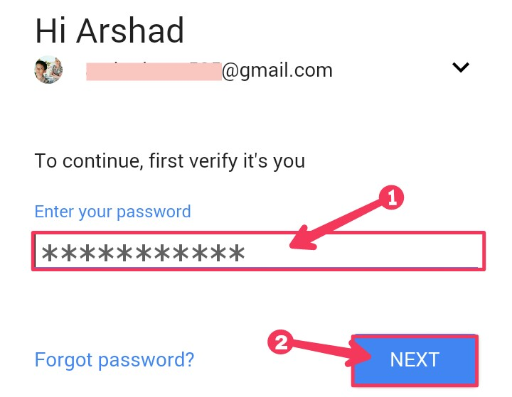 Security Ke Liye Gmail Account Me 2 Step Verification Ko Enable Kaise Kare. 3