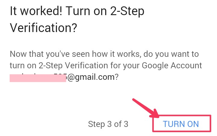 Security Ke Liye Gmail Account Me 2 Step Verification Ko Enable Kaise Kare. 6