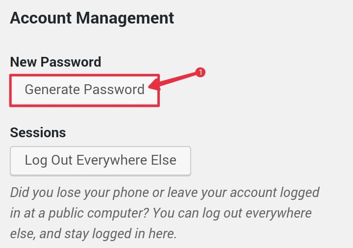 WordPress Site Ka Password Change Kaise Kare - Easy Method 2