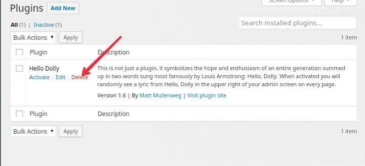 WordPress Install karne Ke Baad 10 Jaruri Sittings Kare 3