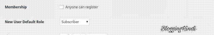 WordPress Install karne Ke Baad 10 Jaruri Sittings Kare 2