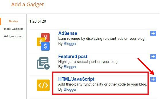 Blog me Google custom Search Engine Kaise Add Kare 5