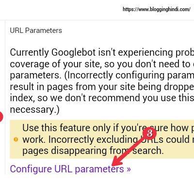 Google Search Console Me URL Parameters Ka Sahi Use Kaise Kare 1