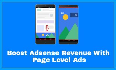 Adsense Page Level Ads Ka Use Karke Adsense Revenue Boost Kare