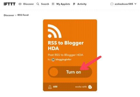 Blogger Par AutoBlogging Kaise SetUp Kare [Full Guide] 6