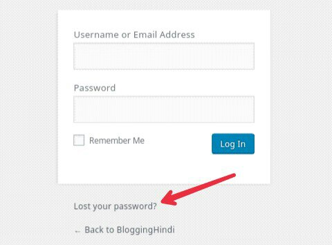 WordPress Blog Site me password kaise change kare 5 6 tarike Methods to change WordPress admin password
