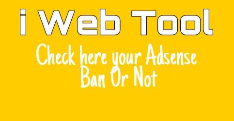 Blog Adsense Ke Dwara Ban Hai Ya Nahi Kaise Pata Kare. 10 Tools 4
