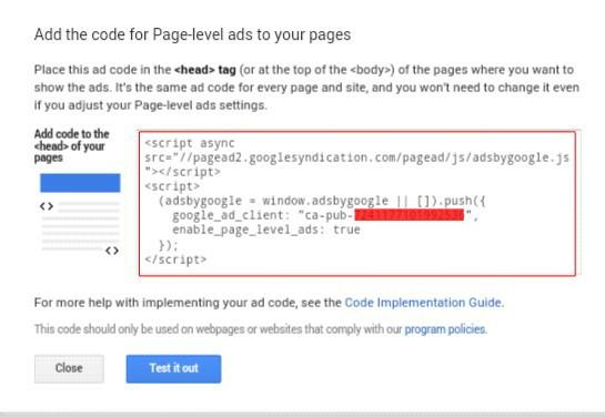 Adsense Page Level Ads Ka Use Karke Adsense Revenue Boost Kare 4