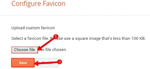 Blogspot Blog Me Favicon Kaise Change Kare. 2 Methods 1