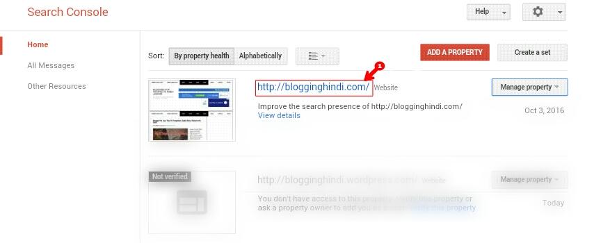 Google Se Blog Ki Kisi Bhi URL Link Ko Remove Kaise Kare 1