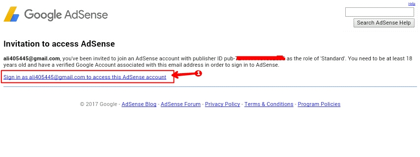 Ek Adsense Account me Multiple Gmail Account Kaise Add Kare 4