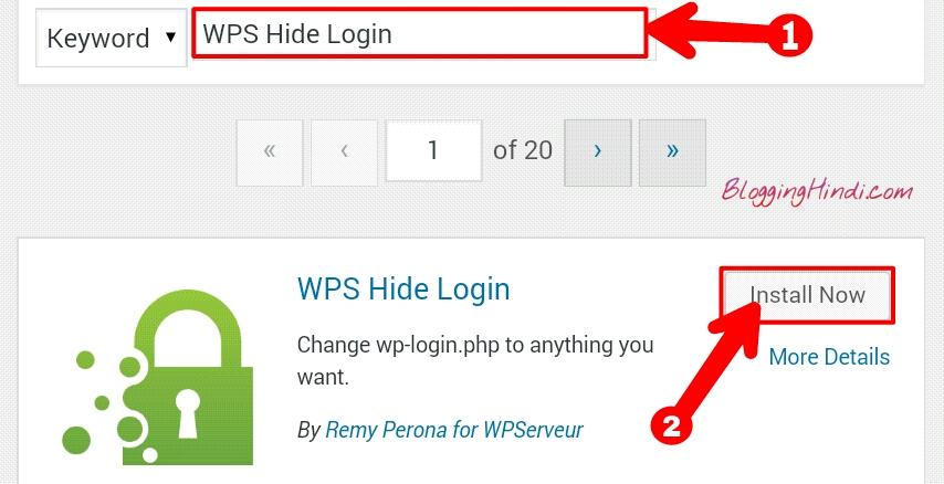 Blog Security Ke Liye WordPress Login URL Ko Change Kaise Kare: 2 Methods 1