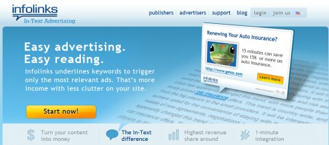 Top Adsense Alternative For Your Blog - High Paying Alternative 2