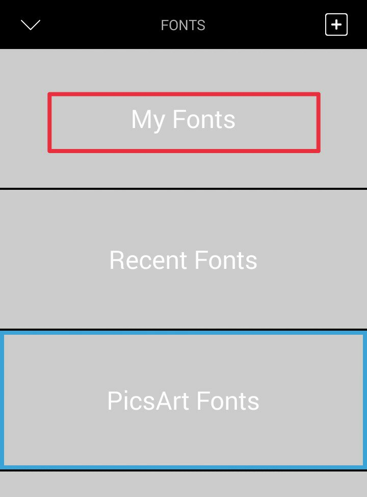 PicsArt App Me Custom Font Ko Kaise Use Kare [Android Tricks] 9