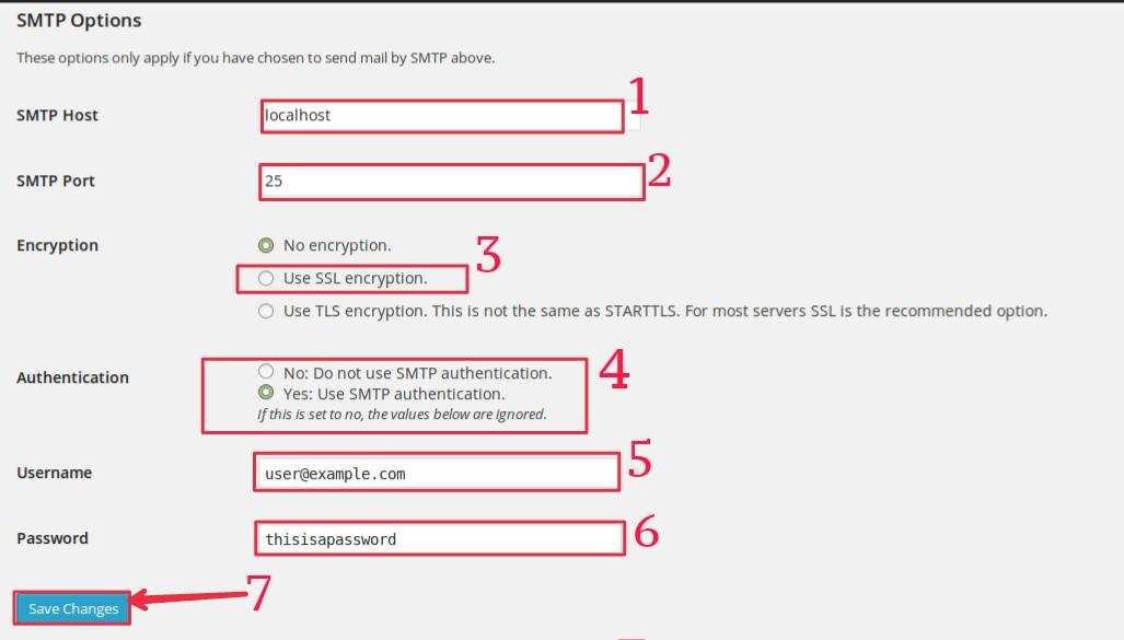 WordPress Blog Me SMTP Ko SetUp & Configure Kaise Kare - [For Sending Emails] 3