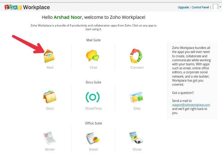 ZohoMail Par Custom Domain Se Free Professional Email Address Kaise Banaye 9